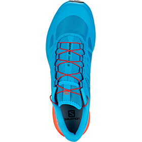 Salomon Sense Pro 3 Shoes Men fjord blue/cherry tomato/urban chic